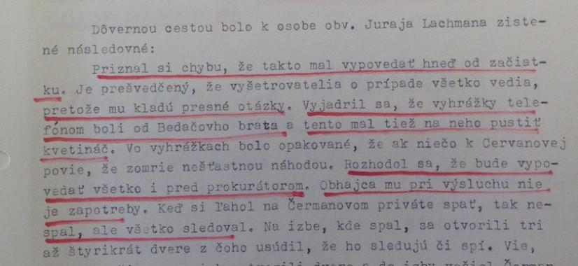 Kauza Cervanová: Fakty namiesto osobných útokov (II.)